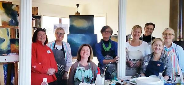 Art Class Events at Ashton Park