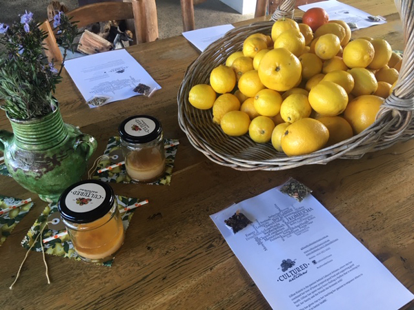 Lemoncello and Kombucha Workshop with Cultured Artisans