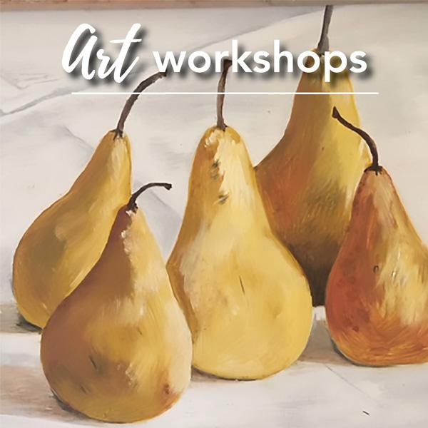 Art workshops at Ashton Park Moss Vale