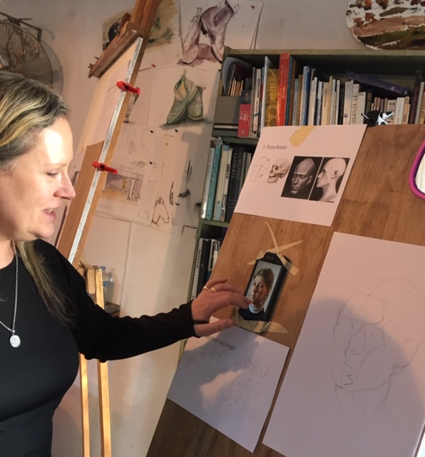 Painting and drawing workshops, Moss Vale in the Southern Highlands