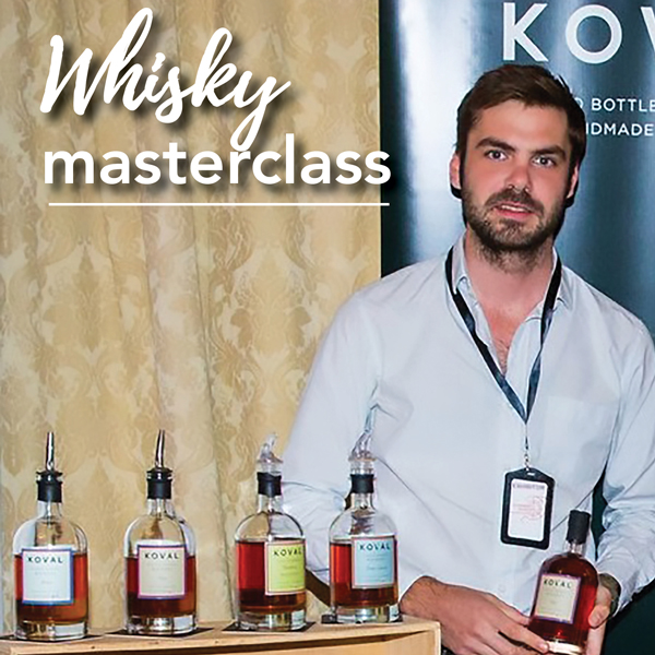 Whisky masterclass in the Southern Highlands