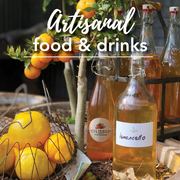 Artisanal food & drinks workshops Southern Highlands